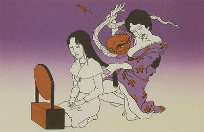 Toshio Saeki, 'Jyaraku-Kyou', 1973-2009