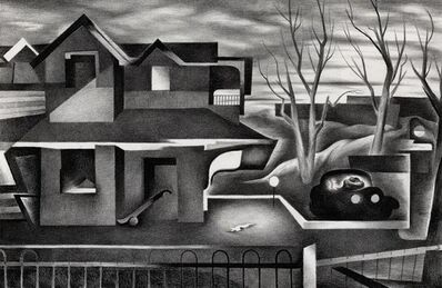 Benton Spruance, 'Homecoming ', 1935