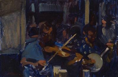 Marc Dalessio, 'Musicians', 2015