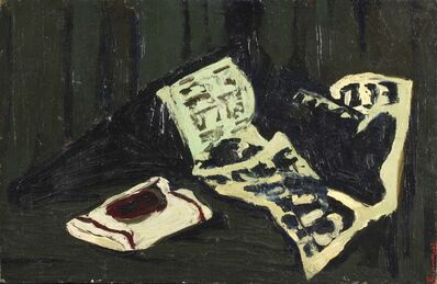 Titina Maselli, 'Still life Lucky Strike II', 1948