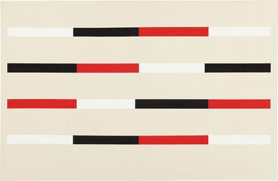 John M. Armleder, 'Sin título', 1987