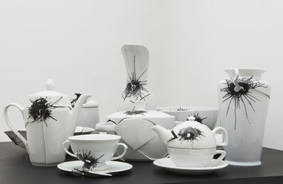 Regina Silveira, 'Crash', 2014