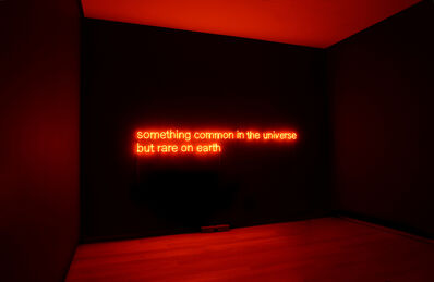 Tim Etchells, 'Something Common', 2015