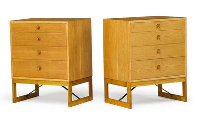 Karl Andersson & Soner, 'Pair of dressers', 1950s