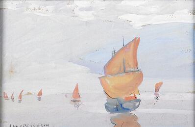 Jane Peterson, 'Untitled (Sailboats)', ca. 1937
