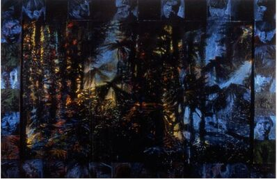 Frank Hyder, 'Rainforest', 1992 (Reworked 2004)