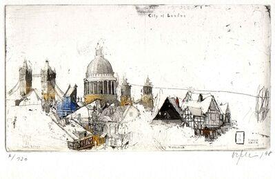 Alexander Befelein, 'City of London', 1998