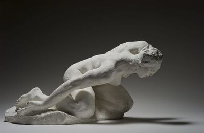 Auguste Rodin, 'La Muse tragique (The Tragic Muse)', 1890