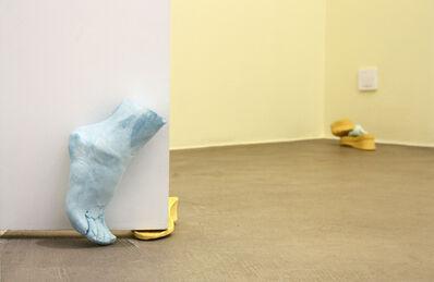 Heini Aho, 'Full Door Stop', 2020