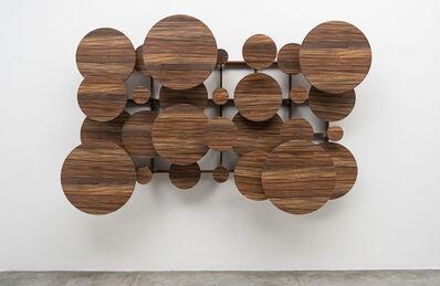 Daniel Acosta, 'Tektoniks (relevo horizontal) [Tektoniks (horizontal relief)]', 2014