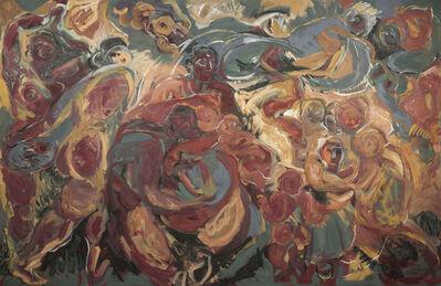 Kalliopi Lemos, 'Intensive Activity', 1997