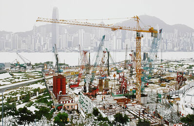 Ikeda Shu, 'Constructive Destruction', 2015