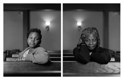 Dawoud Bey, 'The Birmingham Project: Mathes Manafee and Cassandra Griffin', 2012