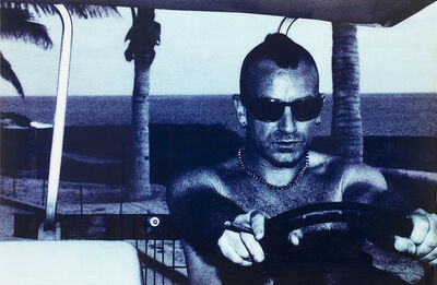 Anton Corbijn, 'Bono, Taxi Driver, Cabo San Luca', 1998