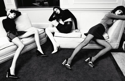 Emma Summerton, 'Alexandra, Lisa & Katlin', 2014