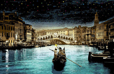 roamcouch, 'Wish Upon A Star (Venice)', 2016
