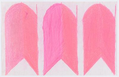Evelyn Reyes, 'Carrots, Pink (Same Direction)', 2004-2009