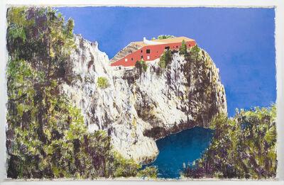 Enoc Perez, 'Casa Malaparte (Day)', 2008