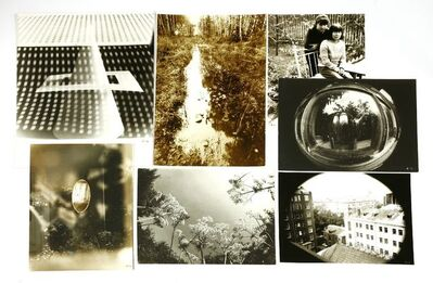 Alexander Lavrentiev, 'A group of seven black and white photographs', 1982 -1992