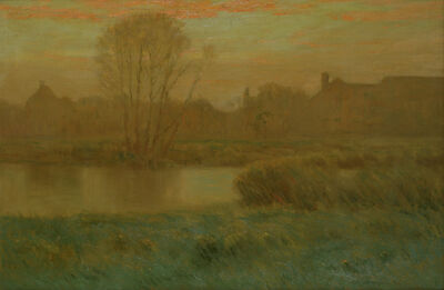 Charles Warren Eaton, 'Spring Sunset', ca. 1893