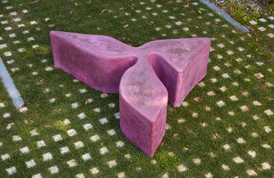 Sarah Crowner, 'Concrete Sculpture, hot pink', 2019
