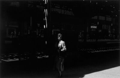 Harry Callahan, 'Chicago', 1950