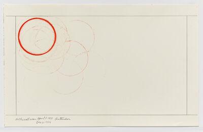 Stephen Antonakos, 'On the Wall Neon', 1973
