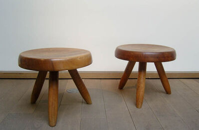 Charlotte Perriand, 'Low Stool'