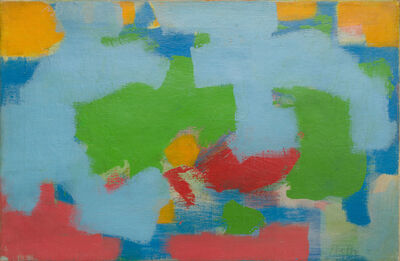 Carl Holty, 'Abstract', 1959