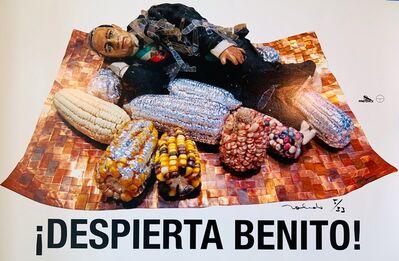 Francisco Toledo, 'Despierta Benito (Wake Up Benito)', 2014