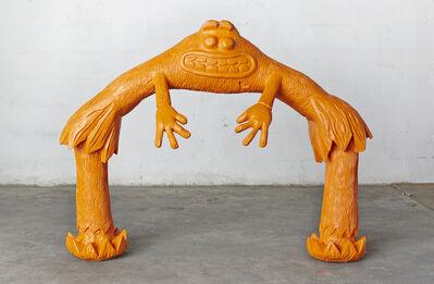 Cameron Platter, 'Orange Monster', 2015