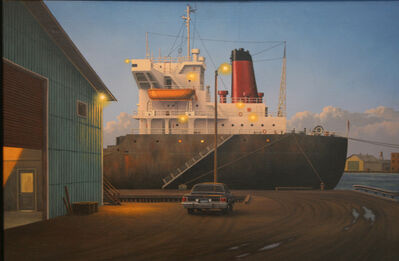 Simon Harling, 'State Pier Portsmouth NH'