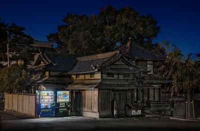 Eiji Ohashi, 'Nara-city', 2017