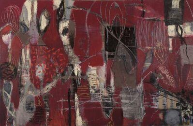 Michael Gadlin, 'Arousal in Red', 2017