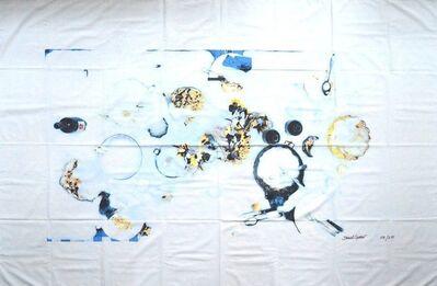 Daniel Spoerri, 'Table in the snow (Tisch im Schnee)', 1980-1990