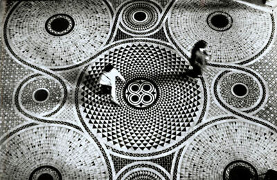 Gianni Berengo Gardin, 'Mosaic Floor of Saint Mark's Cathedrale in Venice', 1965/1965c