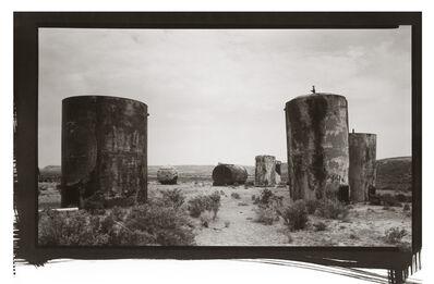 """Dick Arentz, '""""Stonehenge"""", WY', 2000"""