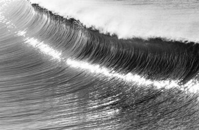 Anthony Friedkin, 'Sculptured Wave, Hermosa Beach, California', 2005