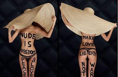 Cecile PLAISANCE, 'Freedom', 2019