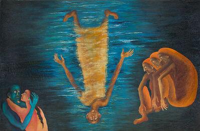 Arpana Caur, 'In Vrindaban', 1987-88
