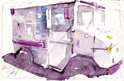 MARTIN GALLE, 'No Title (Milk-Truck I) ', 2006