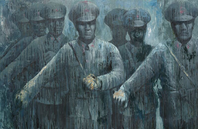 Chang Song, 'Under the Rain', 1996
