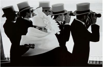 Frank Horvat, 'Givenchy Hat C', 1958