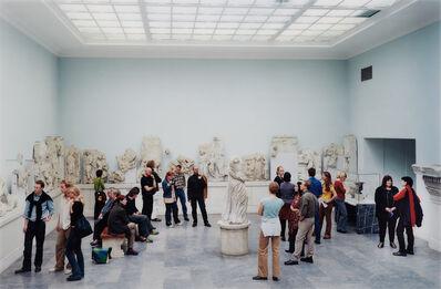 Thomas Struth, 'Pergamon Museum IV, Berlin', 2001