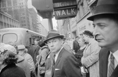 Garry Winogrand, 'New York', ca. 1962