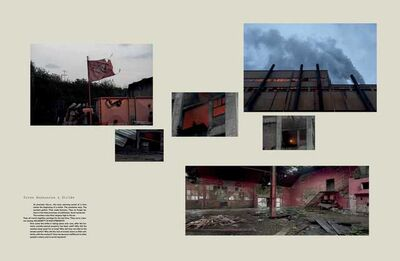 "Igor Grubic, '""Traces of Disappearing (Deconstruction of the Factory)"" '"