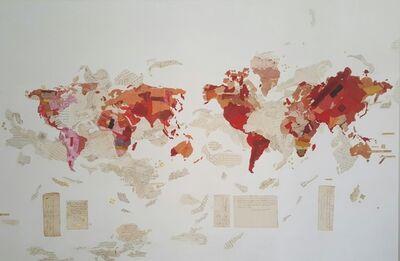Fernando Alday, 'Evolution map', 2019