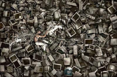 David LaChapelle, 'Icarus', 2012