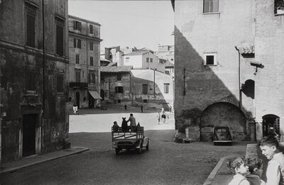 Henri Cartier-Bresson, 'Rome', 1950s