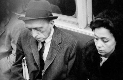 Peter Emanuel Goldman, 'Subway Ride', 1960-1969
